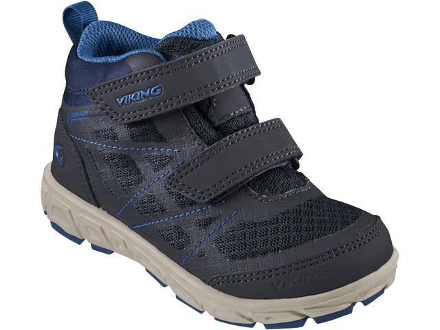 Viking Footwear Veme Mid Gtx Buty Dzieci Navy Petrol Sklep Addnature Pl